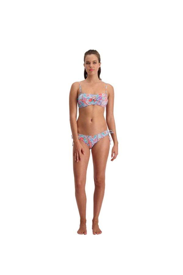 Fancy Palace Bikini Top By Quayside Swim