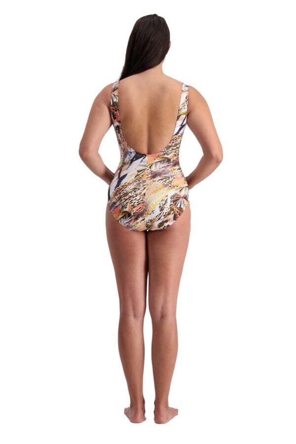 Go Wild Swimsuit By Moontide Swim Rear