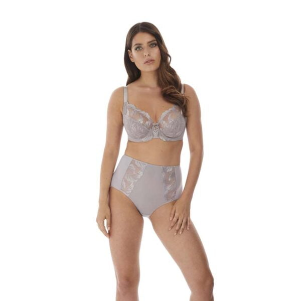 Anoushka Silver Side Support Plunge Bra And Hwb