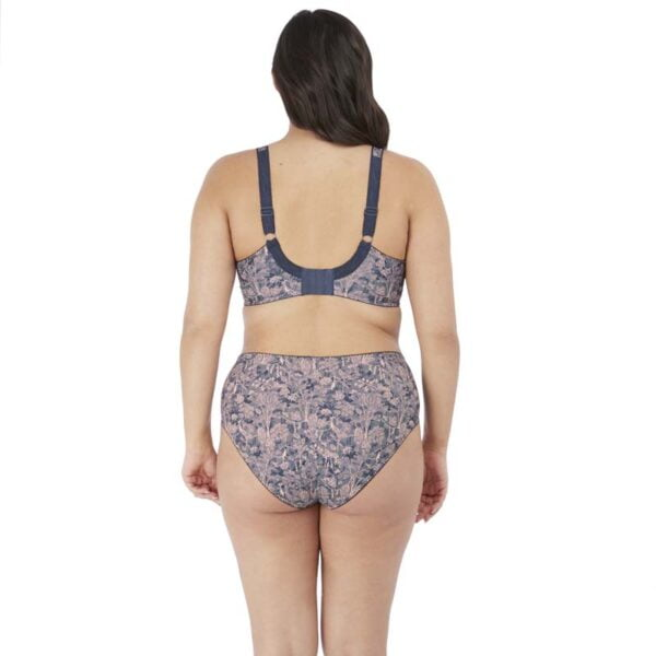 Elomi Mariella Hidden Tiger Bra And Brief Rear
