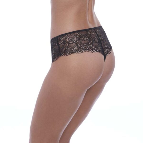 Twilight Brazilian Thong Black