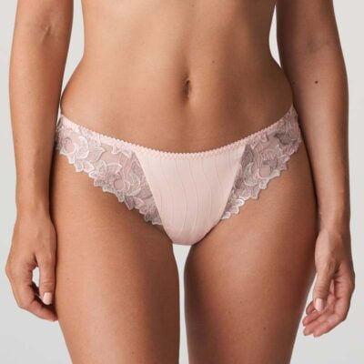 Deauville Thong Silky Tan