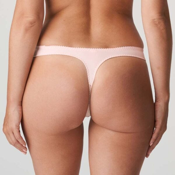 Deauville Silky Tan - Thong - rear