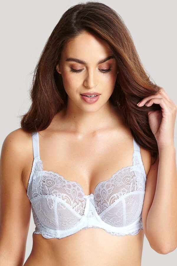 panache andorra wired bra white