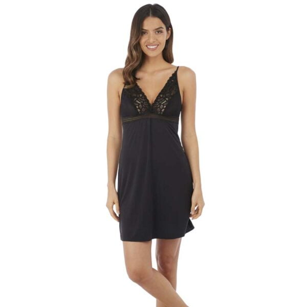 raffine black chemise we148011 f trade 3000 ss21