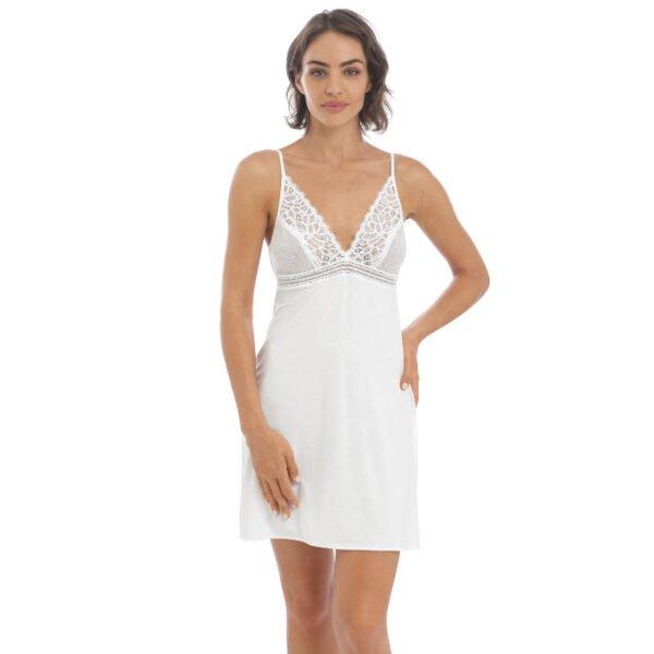 rafine white chemise