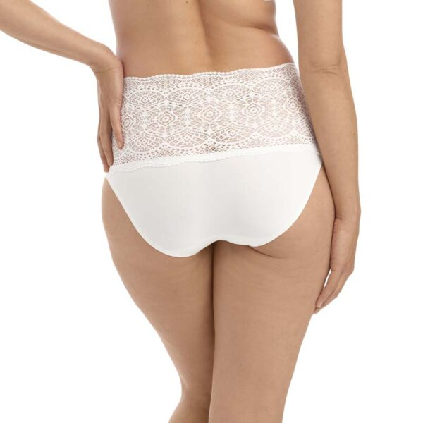 lace ease ivory rear