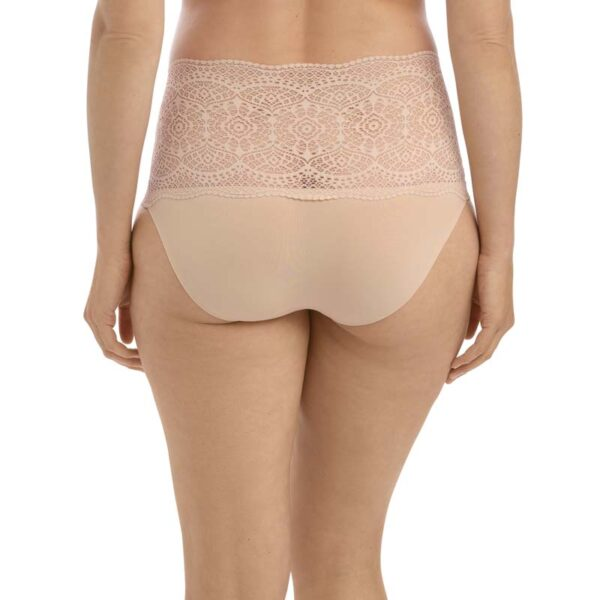 lace ease nat beige rear